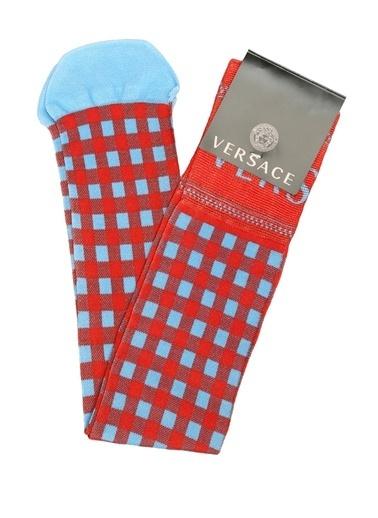 Versace Çorap Kırmızı